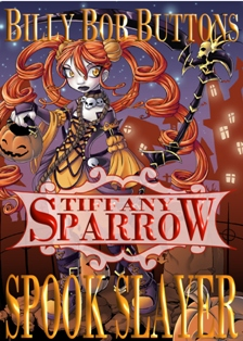 Tiffany Sparrow SPOOK-SLAYER